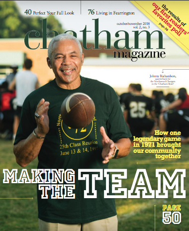 Chatham Magazine Cover